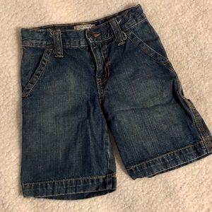 Old Navy Jean Cargo Shorts